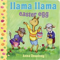 Cover image for Llama Llama Easter egg