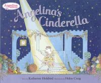 Cover image for Angelina's Cinderella