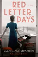 Cover image for Red letter days : a novel