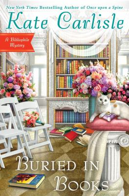 Cover image for Buried in books