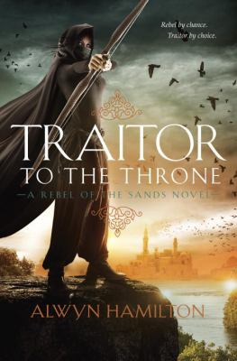 Cover image for Traitor to the throne