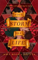 Cover image for The storm of life