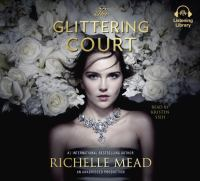 Cover image for The glittering court