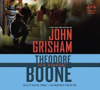 Cover image for Theodore Boone : the scandal