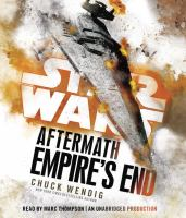 Cover image for Empire's end