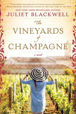 Cover image for The vineyards of champagne