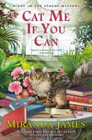 Cover image for Cat me if you can