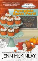 Cover image for Pumpkin spice peril