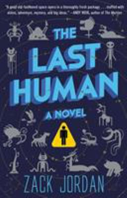 Cover image for The last human : a novel