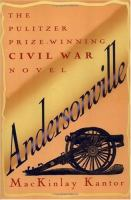 Cover image for Andersonville