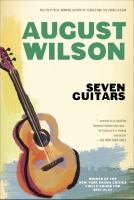 Cover image for Seven guitars