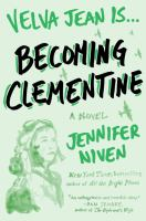 Cover image for Becoming Clementine