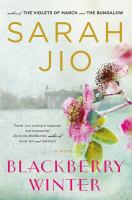 Cover image for Blackberry winter : a novel