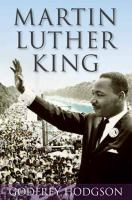 Cover image for Martin Luther King