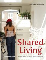 Cover image for Shared living : interior design for rented and shared spaces