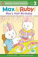 Cover image for Max's half birthday