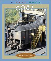 Cover image for Coal : a true book