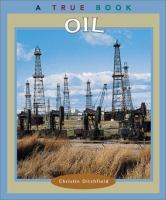 Cover image for Oil : a true book