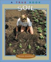 Cover image for Soil : a true book