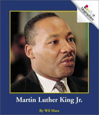Cover image for Martin Luther King Jr.