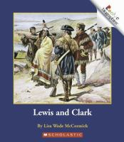 Cover image for Lewis and Clark