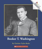 Cover image for Booker T. Washington