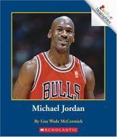 Cover image for Michael Jordan