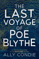 Cover image for The last voyage of Poe Blythe