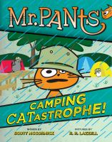 Cover image for Mr. Pants : camping catastrophe!