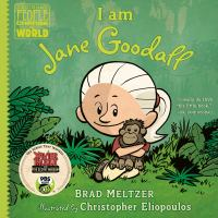 Cover image for I am Jane Goodall