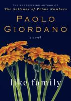 Cover image for Like family