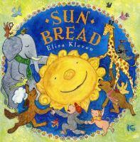 Cover image for Sun bread