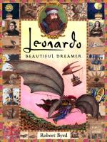 Cover image for Leonardo, beautiful dreamer