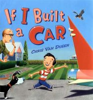 Cover image for If I built a car