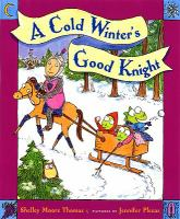Cover image for A cold winter's Good Knight