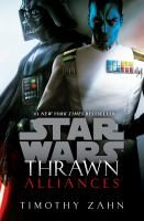 Cover image for Star Wars. Thrawn : alliances