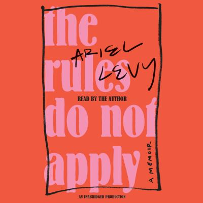 Cover image for The rules do not apply