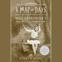 Cover image for A map of days