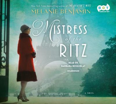 Cover image for Mistress of the Ritz