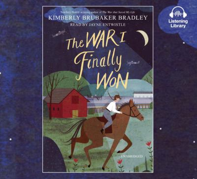 Cover image for The war I finally won