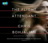 Cover image for The flight attendant