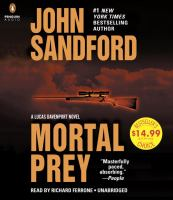 Cover image for Mortal prey