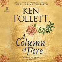 Cover image for A column of fire