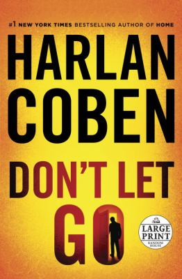 Cover image for Don't let go