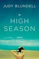 Cover image for The high season : a novel