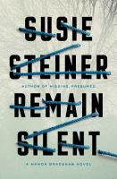 Cover image for Remain silent
