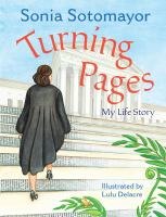 Cover image for Turning pages : my life story