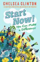 Cover image for Start now! : you can make a difference