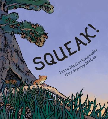 Cover image for Squeak!