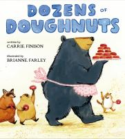 Cover image for Dozens of doughnuts